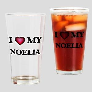 I love my Noelia Drinking Glass