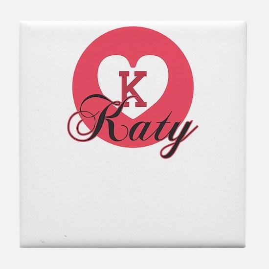 katy Tile Coaster