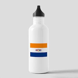 Oranje Blanje Blou - F Stainless Water Bottle 1.0L