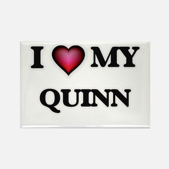 I love my Quinn Magnets