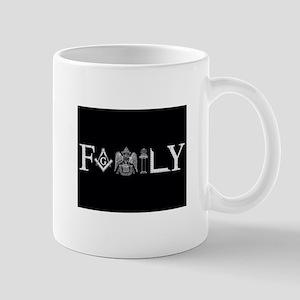 Masonic Family Mugs