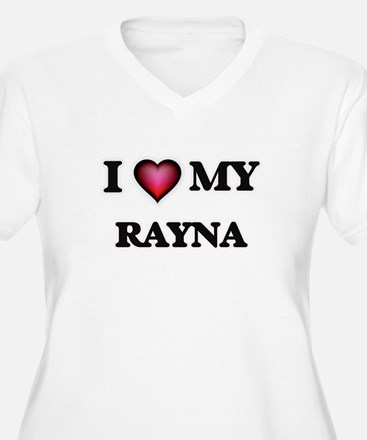 I love my Rayna Plus Size T-Shirt