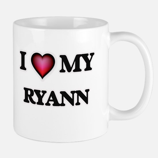 I love my Ryann Mugs
