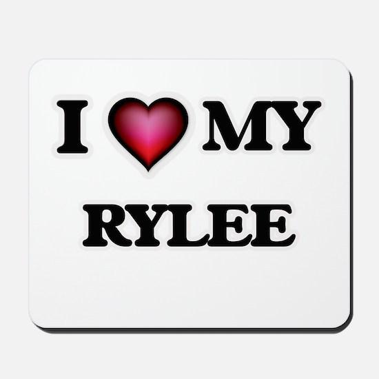 I love my Rylee Mousepad