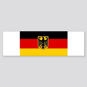 Coat of arms of Germany - Bundesadl Bumper Sticker