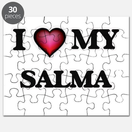I love my Salma Puzzle