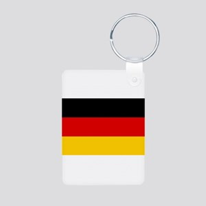 Flagge Deutschlands - Flag of Germany Keychains