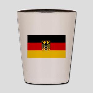 Coat of arms of Germany - Bundesadler Shot Glass
