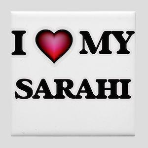 I love my Sarahi Tile Coaster