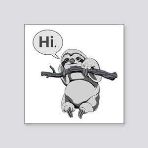 Friendly Sloth Sticker