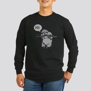 Friendly Sloth Long Sleeve T-Shirt