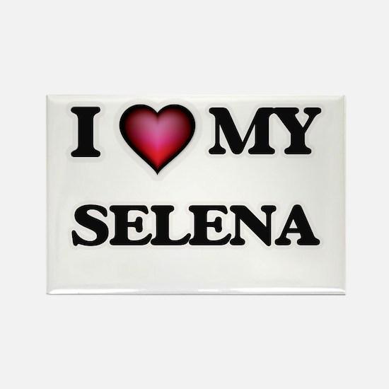 I love my Selena Magnets
