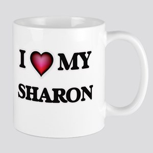 I love my Sharon Mugs