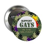 SUPPORT GAYS IN THE MILITARY Button