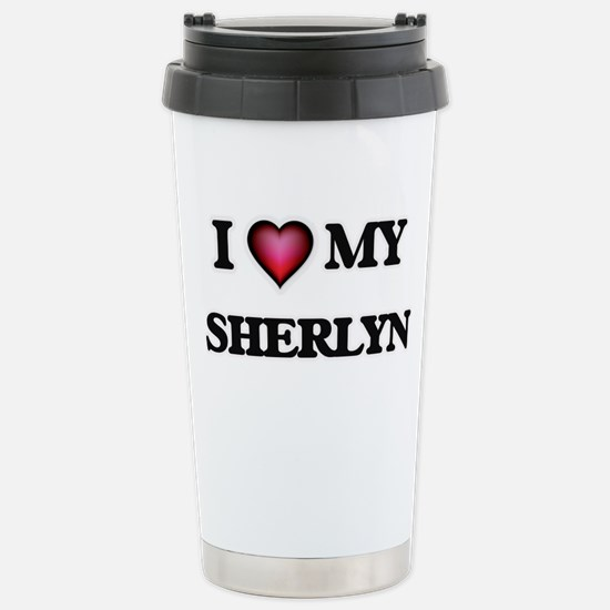 I love my Sherlyn Stainless Steel Travel Mug