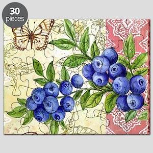 blueberry puzzles cafepress