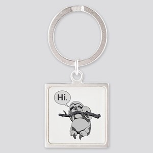 Friendly Sloth Keychains