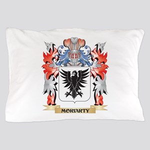 Moriarty Coat of Arms - Family Crest Pillow Case