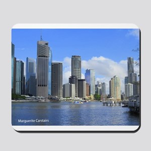 Brisbane City Mousepad