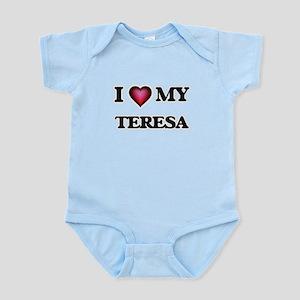 I love my Teresa Body Suit