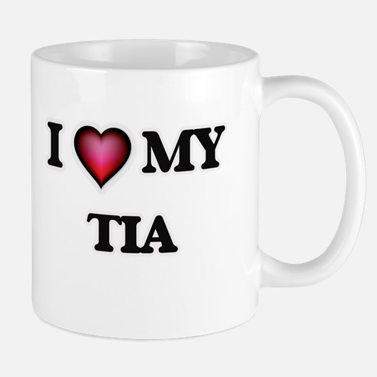 I love my Tia Mugs