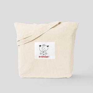 Dr Amouyal Tote Bag