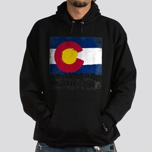 Copper Mountain Grunge Flag Sweatshirt
