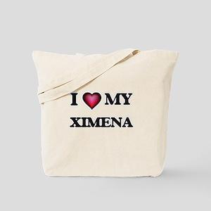 I love my Ximena Tote Bag