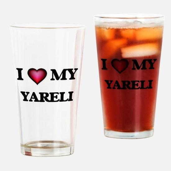 I love my Yareli Drinking Glass