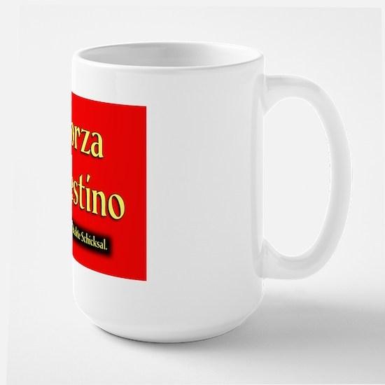 LA FORZA DEL DESTINO - Large Mug