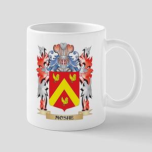 Moshe Coat of Arms - Family Crest Mugs