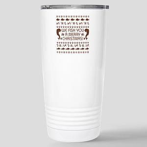 WE FISH YOU... Travel Mug