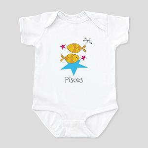 Pisces Kiddie Infant Bodysuit