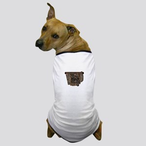 OHIO RIG UP CAMO Dog T-Shirt