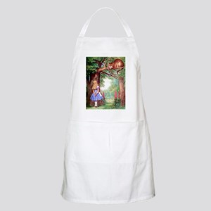 ALICE & THE CHESHIRE CAT BBQ Apron