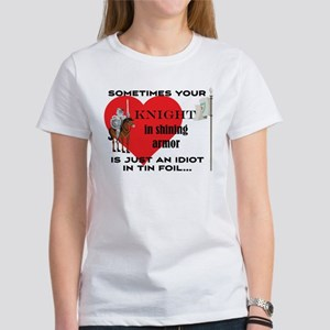 Tin Foil Knight T-Shirt