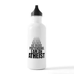 No More_Light Water Bottle