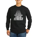 No More_Light Long Sleeve T-Shirt