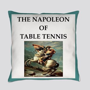 Table tennis Everyday Pillow