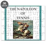 Tennis joke Puzzle