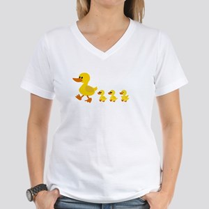duck family triplets T-Shirt