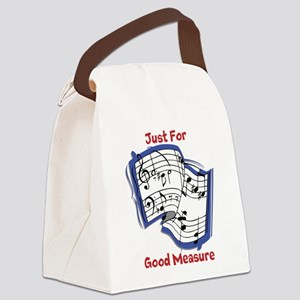 Good Measure Canvas Lunch Bag