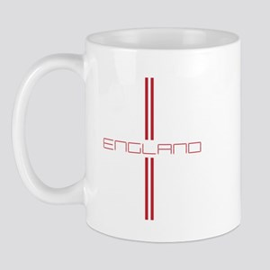 ENGLAND STRIPES Mug