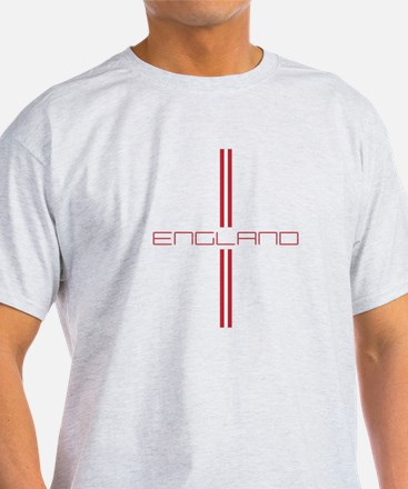 ENGLAND STRIPES T-Shirt