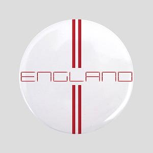 "ENGLAND STRIPES 3.5"" Button"