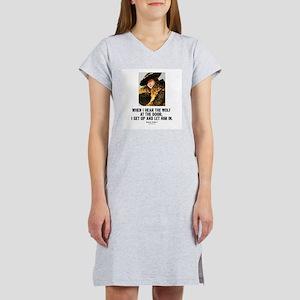 Wolf At The Door T-Shirt