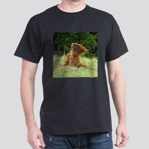 Spikey Head Ash Grey T-Shirt
