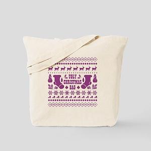 UGLY CHRISTMAS Tote Bag