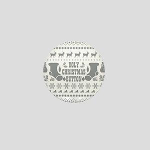 UGLY CHRISTMAS Mini Button