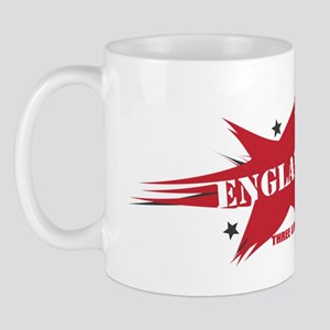 ENGLAND THREE LIONS Mug